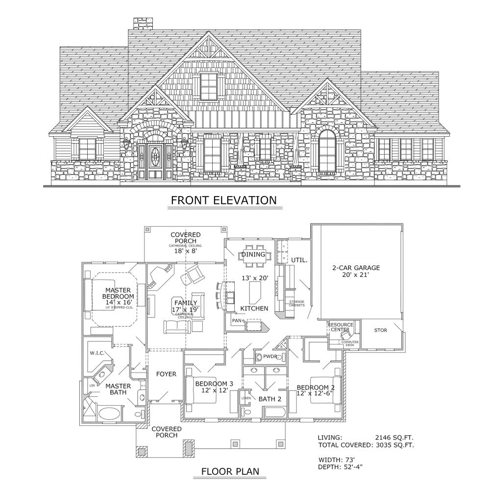 Unique Floor Plans | Trinity Classic Homes