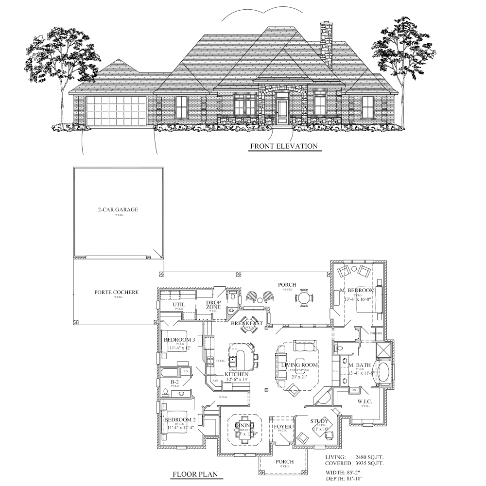 Unique Floor Plans Trinity Classic Homes